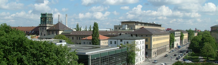 Main campus of TUM